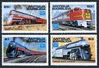 Antigua 934-937, 938