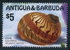 Antigua 947 a stamp