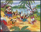Antigua 978-985, 986-987 sheets