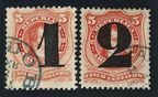 Argentina 30-31 used