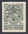 Argentina 521 mlh