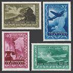 Argentina 595-597, C60