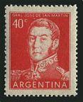 Argentina 630 litho