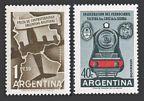 Argentina 671-672 blocks/4
