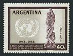 Argentina 679 block x4