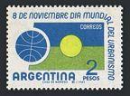 Argentina 734