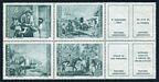 Argentina 789-792a, labels