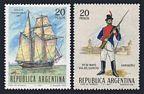 Argentina 837-838
