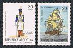 Argentina 893-894