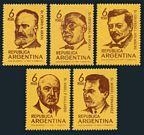 Argentina 897-901