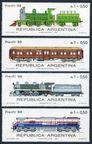 Argentina B123-B126
