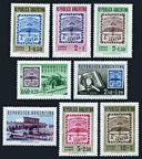 Argentina B14-B16, CB8-CB12