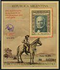Argentina B89 EXPO sheet