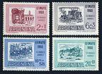 Argentina CB19-CB22