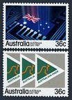 Australia 1009-1010