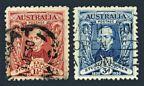 Australia 104-105 used