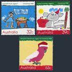 Australia 1102-1104