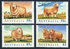Australia 1136-1139