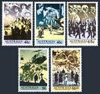 Australia 1174-1178