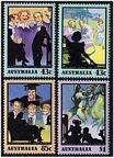 Australia 1218-1221