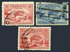 Australia 130-131, 133 used