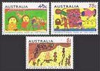 Australia 1372-1374 p/p