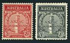 Australia 150-151 mlh
