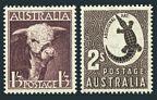 Australia 211-212 mlh/mnh