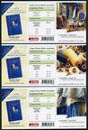 Australia 2330a, 2332a, 2334a, booklets