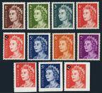 Australia 394-402A, 397a-399a (11)