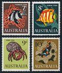 Australia 402-405 mlh