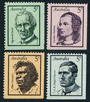 Australia 446-449