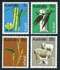 Australia 462-465