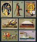 Australia 532-538 present pack