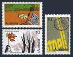 Australia 606-608