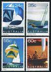 Australia 816-819 present pack