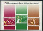 Australia 842-845, 844a sheet