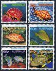 Australia 902 x6 set 2