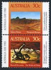 Australia 942-943a pair
