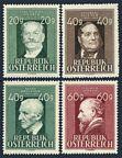 Austria 516-519 mlh