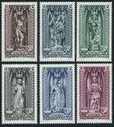 Austria 830-835