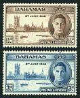 Bahamas 130-131 mlh
