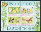 Bahamas 370-373, 373a sheet