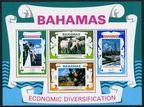Bahamas 377a sheet