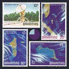 Bahamas 486-489, 489a sheet