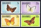 Bahamas 539-542 mlh
