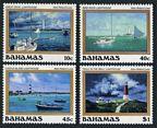 Bahamas 630-633