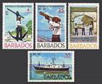 Barbados 294-297