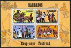 Barbados 427a sheet