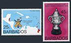 Barbados 438-439